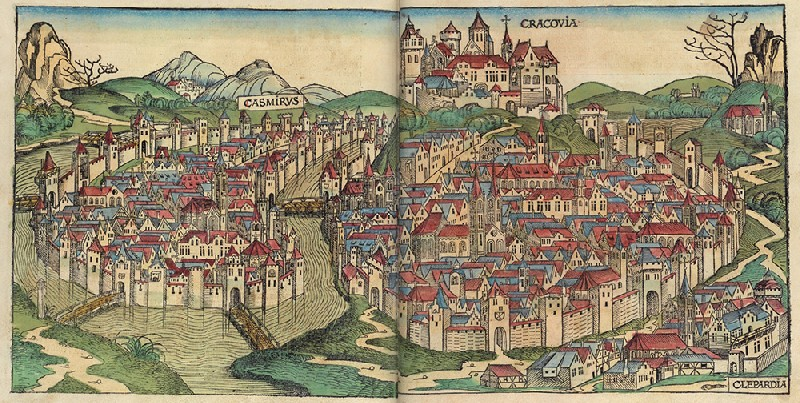 Nuremberg chronicles - CRACOVIA